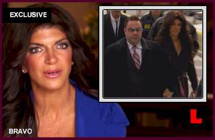 Teresa Giudice Sentencing Date Won't Feature RHONJ Cameras in Court