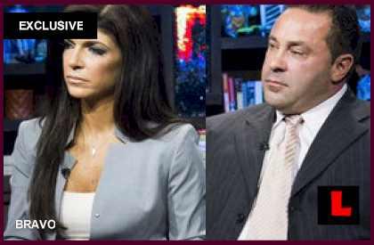 Teresa Giudice, Joe Giudice Sentencing: Joe Gets Prison! Teresa Probation