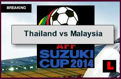Thailand vs. Malaysia 2014 Score Ignites AFF Cup Championship Finals