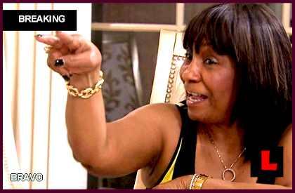 Mama Joyce Boyfriend 2014: Star Takes New Man to Todd Tucker Party