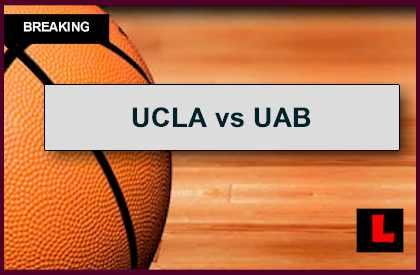 UCLA vs UAB 2014 Score Delivers AP Top 25 College Basketball