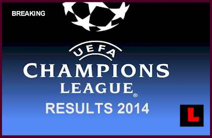 ucl results today