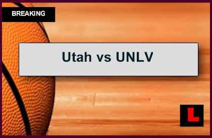 Utah vs UNLV 2014 Score Updates AP Top 25 College Basketball Rankings