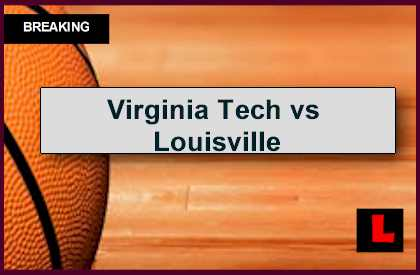 Virginia Tech vs Louisville 2015 Score Heats Up AP Top 25 Basketball