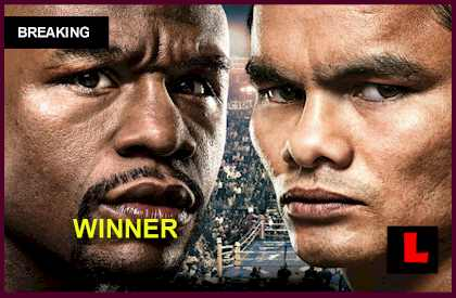 Fans: Who Won the Mayweather Fight Tonight September 2014, Boxing Results