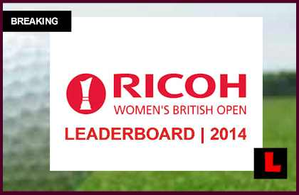 Women's British Open Leaderboard 2014: LPGA's Michelle Wie ...