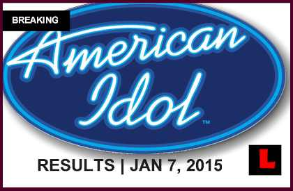 American Idol 2015 Results Tonight Reveal Top 24, January 7 Singers