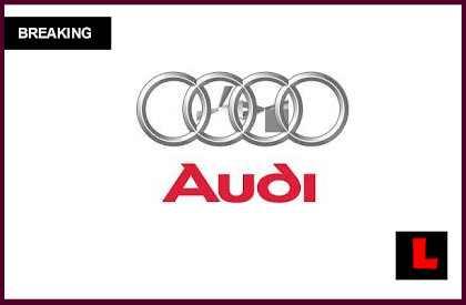 Audi Recall 2014 Notice Today Strikes TDI 2013 Modelsl