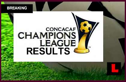 CONCACAF Champions League 2014 Results Ignite Group Stage