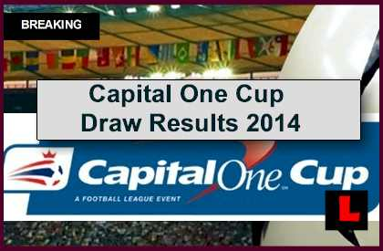 result capital one cup