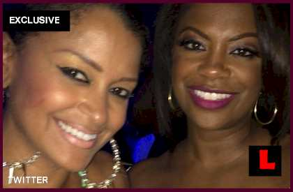 Claudia Jordan RHOA Reunion 2015: Kandi, Todd Tucker Tackle BonnetGate: EXCLUSIVE