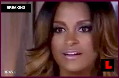 Claudia Jordan Won RHOA Housewife Peach at First BravoTV Meeting