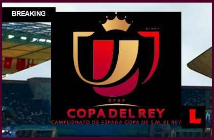 result of copa del rey