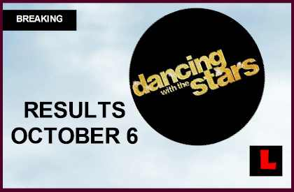 Dancing with the Stars Results 2014 Prompt DWTS Elimination Tonight 10/6/14 october 6, 2014