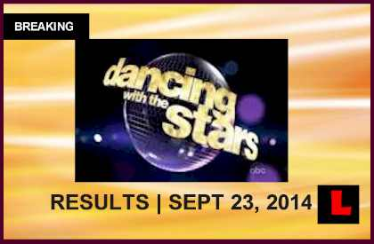 Dancing with the Stars 2014 Results Tonight 9/23 Battle DWTS Elimination Twist