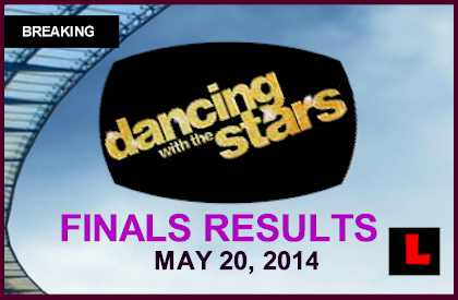 Dancing with the Stars Results Last Night: Who was Eliminated May 19 2014 5/19/14