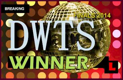Who Won Dancing with the Stars 2014: Alfonso is DWTS Winner 11/25