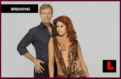 Dancing with the Stars Results Tonight 2012 Prompt Jack Wagner Elimination