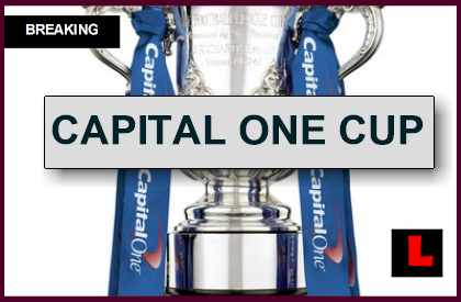 results for capital one cup