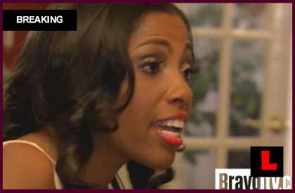 Dr Simone Whitmore Marriage Trouble? Rubs Toya Bush Harris Husband