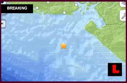 El Salvador Earthquake Today 2014: 7.4 Terremoto Prompts Tsunami Alert