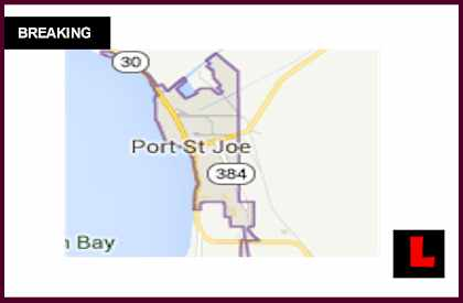 Florida Tornado 2014 Warning Today Strikes Port St Joe