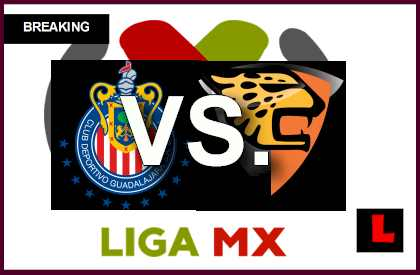 Guadalajara vs. Chiapas 2014 Score Delivers Liga MX Table Struggle