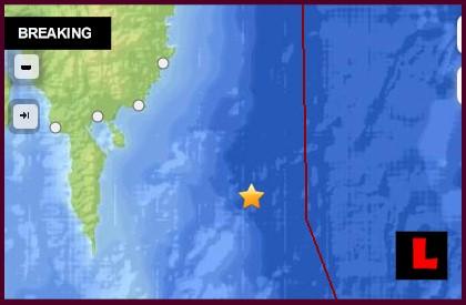 Guam Earthquake Today 2014: 6.7 Quake Strikes Off the Coast 9/17