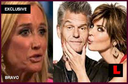 Harry Hamlin Cheating on Lisa Rinna? Kim Richards Defends Lies: EXCLUSIVE