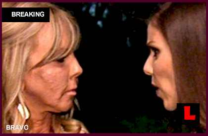 Heather Dubrow to Vicki Gunvalson: This Isn't RHOA, Stop Your Shade