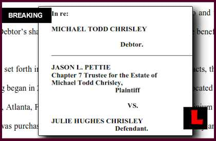 How did Todd Chrisley Make his Money: 2 Bankruptcy Trustees Battle Julie - EXCLUSIVE