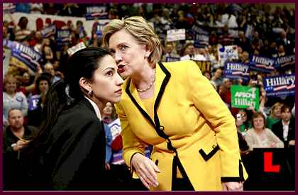 Huma Abedin Remains Unfazed by Anthony Weiner Photos Scandal