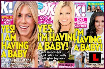 Jessica Simpson Baby Report Looks Familiar: EXCLUSIVE