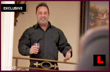 Joe Giudice, Teresa Giudice Sentencing Changed After Frank Giudice Death