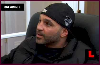 Joe Gorga Says He's Michelangelo, Joe Giudice Says He's Smart Like God