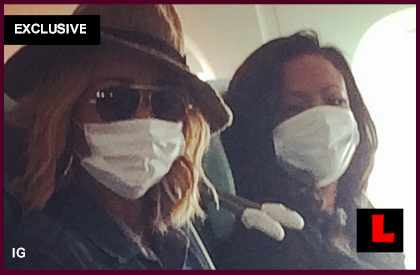 Kandi Burruss, Cynthia Bailey Surgical Masks Prompt EP Reaction: EXCLUSIVE