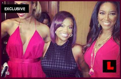 Kandi Burruss RHOA Shade Spy for Phaedra Parks Against Kenya Moore? EXCLUSIVE