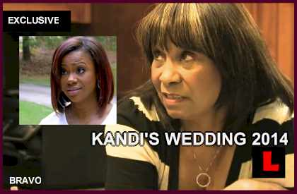 Kandi Burruss Under RHOA Fire for Mama Joyce's Lies