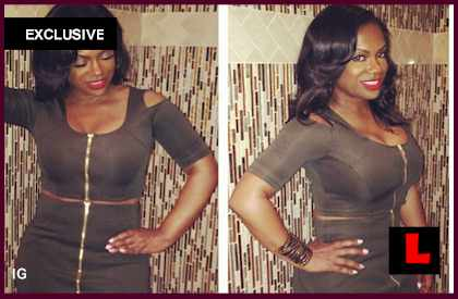Kandi Burruss is Pregnant with Todd Tucker Jr, Baby Joyce Tucker? EXCLUSIVE