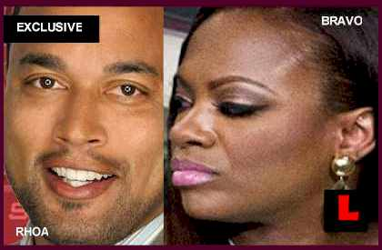 Kandi Burruss Manager Don Juan: Chuck Smith Inspired Girl Talk - EXCLUSIVEl