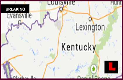 Kentucky Tornado Warning Today Strikes Guthrie