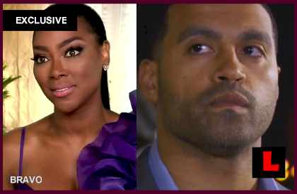 Kenya Moore, Apollo Nida: He Gives Apology, Lied about Texts - EXCLUSIVE