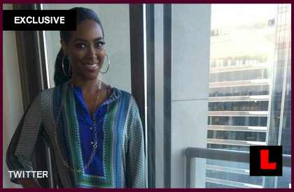 Kenya Moore New Book, New Film: Housewives Reveals Details: EXCLUSIVE