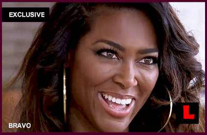 Kenya Moore's Bye Felicia Inspires Trademark after RHOA Reunionl