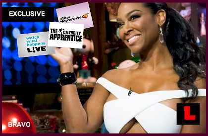 Kenya Moore Celebrity Apprentice, RHOA, WWHL Sets Record? EXCLUSIVE
