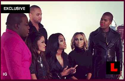 Kenya Moore, Claudia Jordan Shoot PSA Commercial for CDC: EXCLUSIVE