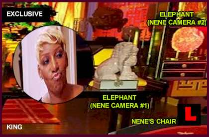 Kenya Moore to NeNe Leakes at Reunion: There is an Elephant in the Room