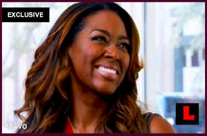 Kenya Moore Films Movie with Vivica A. Fox Former Co-Star: EXCLUSIVE