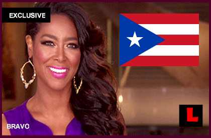Kenya Moore, Kordell Stewart Not Dating, RHOA Visits Puerto Rico: EXCLUSIVE