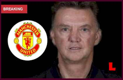 Louis van Gaal Becoming Manchester United New Manager 2014?